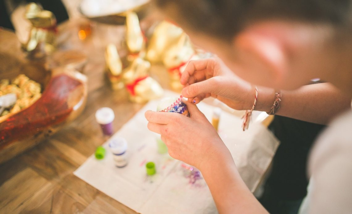 3 Easy Art Projects to Do at Home